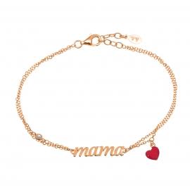 MAMA Armband Rosé