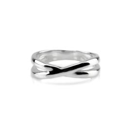 X-Ring Silber