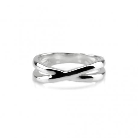 X-Ring Weiß