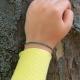 Tennis Armband Grün